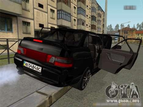 ESTOS 2110 XN para GTA San Andreas left