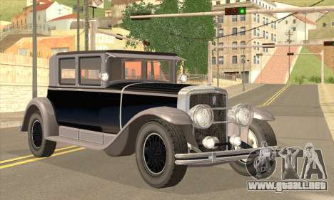 Albany Roosevelt para GTA San Andreas