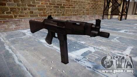 Pistola Taurus MT-40 buttstock1 icon1 para GTA 4