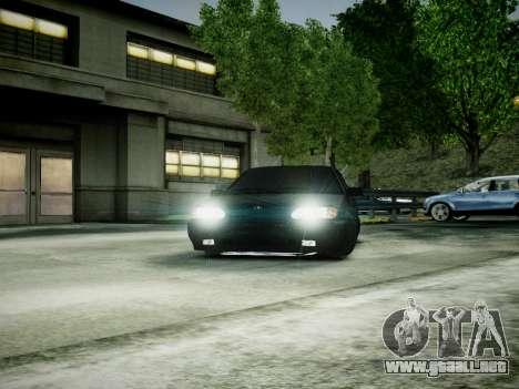 VAZ 2114 para GTA 4 vista lateral