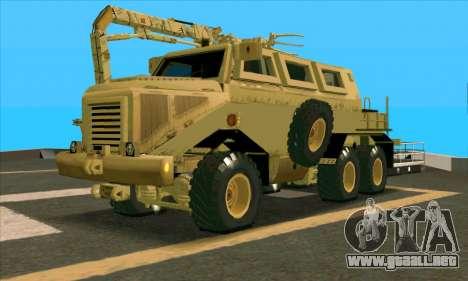 Bonecrusher Transformers 2 para GTA San Andreas