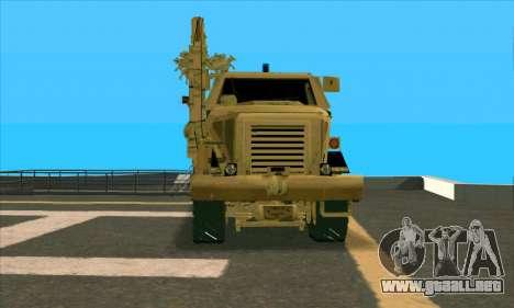 Bonecrusher Transformers 2 para la visión correcta GTA San Andreas