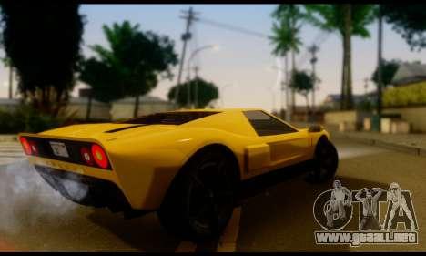 GTA 5 Bullet para GTA San Andreas left