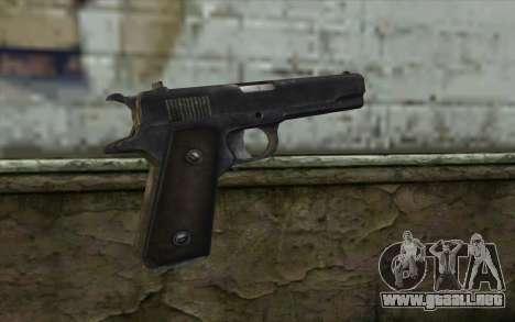 M1911 from Battlefield: Vietnam para GTA San Andreas segunda pantalla