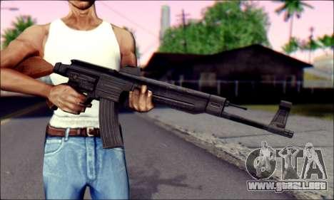 De la máquina (Muerte a los Espías 3) para GTA San Andreas tercera pantalla