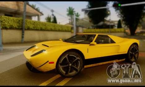 GTA 5 Bullet para GTA San Andreas