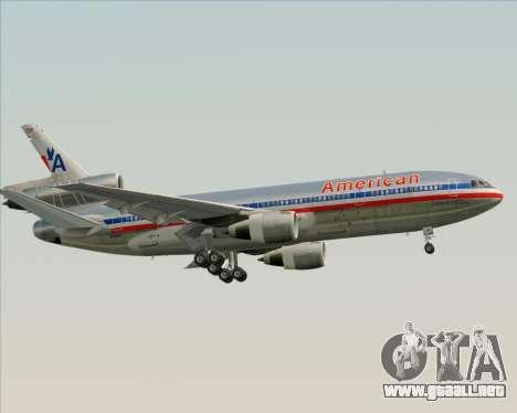 McDonnell Douglas DC-10-30 American Airlines para el motor de GTA San Andreas