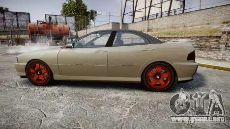 Dinka Chavos Custom para GTA 4 left