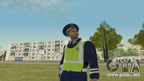 Sub-inspector de DPS para GTA San Andreas