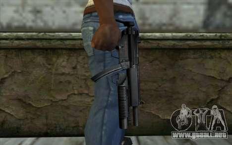Las zanahorias de la Mitad de la Vida de la Para para GTA San Andreas tercera pantalla