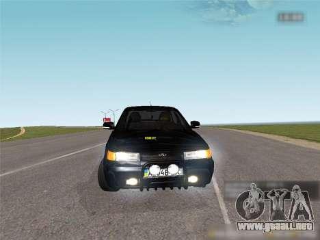 ESTOS 2110 XN para GTA San Andreas