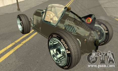 Audi Type C 1936 Buggy para GTA San Andreas left