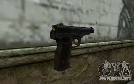 АПС de la Mitad de la Vida de la Paranoia para GTA San Andreas segunda pantalla