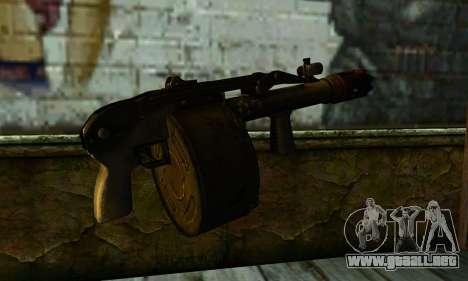 Shotgun from Gotham City Impostors v2 para GTA San Andreas segunda pantalla