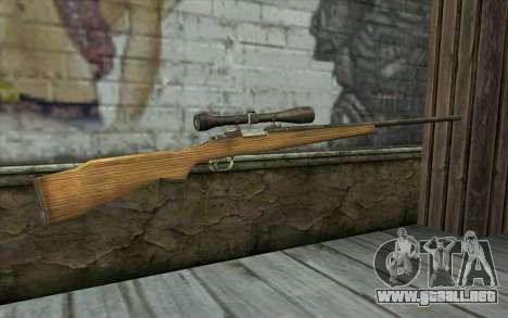 M40 from Battlefield: Vietnam para GTA San Andreas segunda pantalla