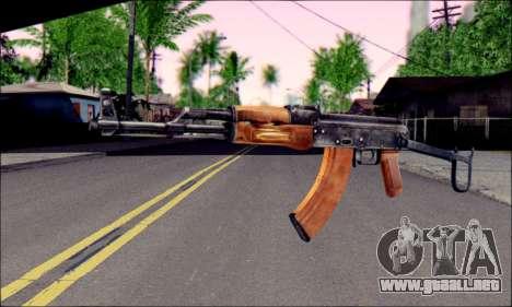 ACMs de ArmA 2 para GTA San Andreas