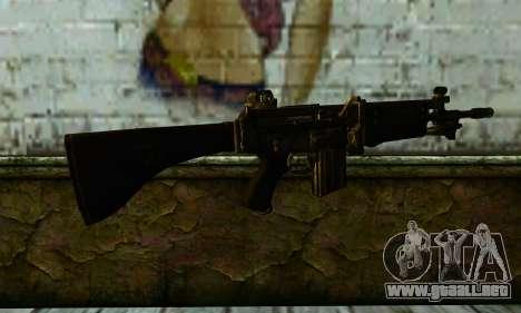 Dawn Patrol from Gotham City Impostors para GTA San Andreas segunda pantalla
