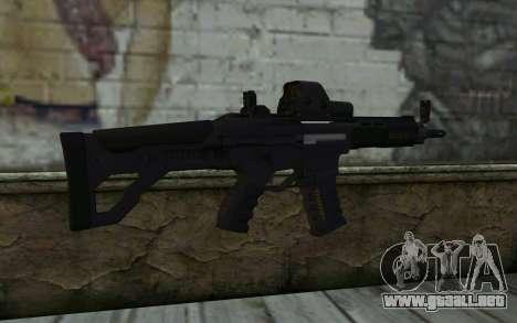 LK-05 v2 para GTA San Andreas segunda pantalla