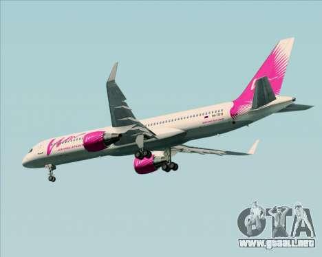 Boeing 757-230 VIM Airlines (VIM) para las ruedas de GTA San Andreas