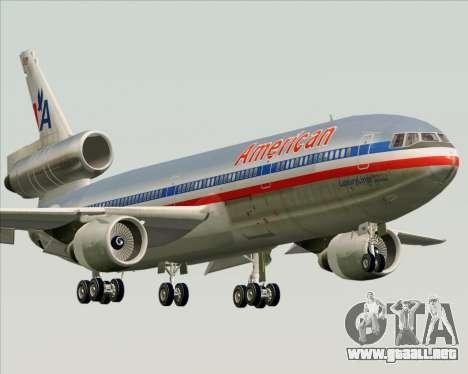 McDonnell Douglas DC-10-30 American Airlines para GTA San Andreas