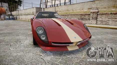 Grotti Stinger GT para GTA 4