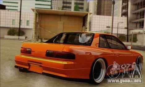 Nissan Onevia SWS para GTA San Andreas left