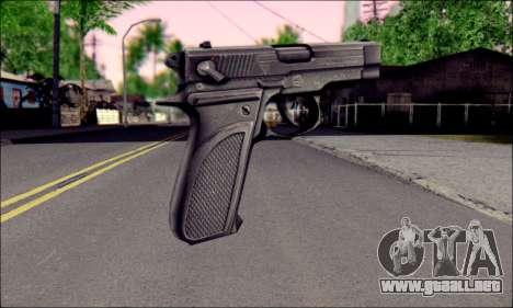 Fort-12 para GTA San Andreas segunda pantalla