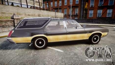 Oldsmobile Vista Cruiser 1972 Rims1 Tree1 para GTA 4 left