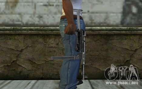 MP-40 from Day of Defeat para GTA San Andreas tercera pantalla