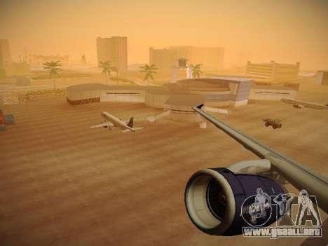 Airbus A321-232 jetBlue La vie en Blue para GTA San Andreas
