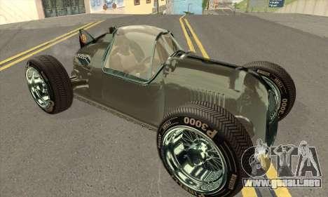 Audi Type C 1936 Buggy para GTA San Andreas