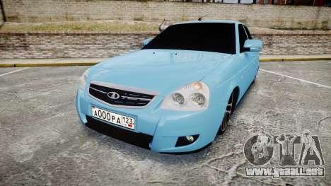 VAZ-2170 Priora Cosas para GTA 4