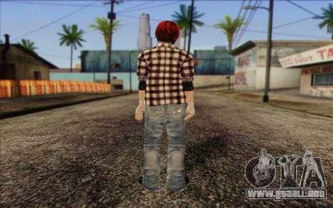 Mila 2Wave from Dead or Alive v9 para GTA San Andreas segunda pantalla