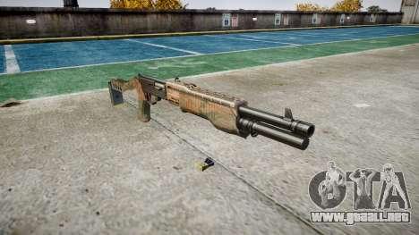 Ружье Franchi SPAS-12 de la Selva para GTA 4