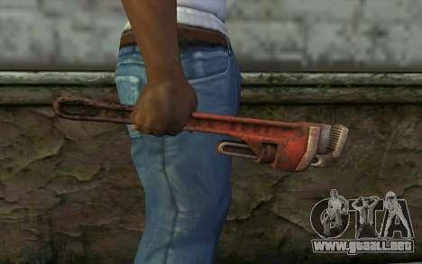 La Llave (DayZ Standalone) para GTA San Andreas tercera pantalla