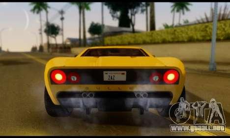 GTA 5 Bullet para la visión correcta GTA San Andreas