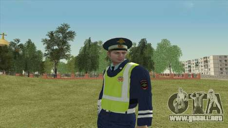 Sub-inspector de DPS para GTA San Andreas tercera pantalla