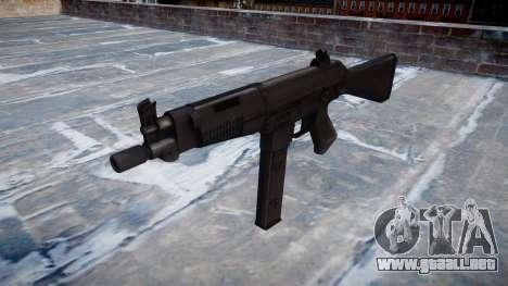 Pistola Taurus MT-40 buttstock1 icon2 para GTA 4