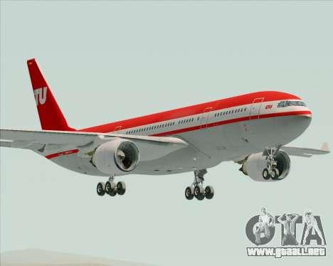 Airbus A330-200 LTU International para GTA San Andreas