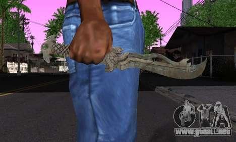 De la misma hoja (FarCry 3) para GTA San Andreas tercera pantalla