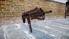 Subametralladora HK MP7
