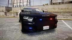 GTA V Bravado Buffalo LS Police [ELS] Slicktop para GTA 4