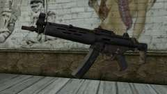 MP5 from FarCry 3 para GTA San Andreas