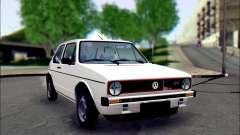 Volkswagen Golf Mk1