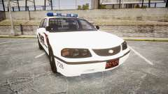 Chevrolet Impala 2003 Liberty City Police [ELS]