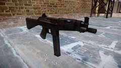 Pistola Taurus MT-40 buttstock1 icon1