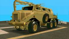 Bonecrusher Transformers 2 para GTA San Andreas