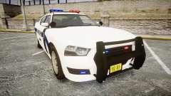 GTA V Bravado Buffalo Liberty Police [ELS]