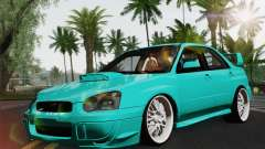Subaru Impreza RC para GTA San Andreas