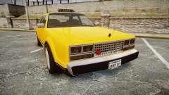 Albany Romans Taxi para GTA 4